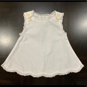 Right Bank Babies shirt Size 12-18 M